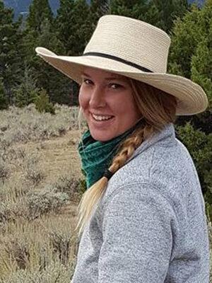 Melanie Kimpton-Weyant