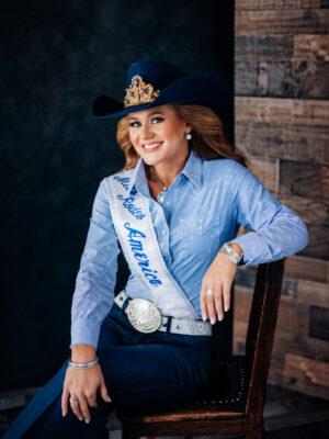Jordan Tierney- Miss Rodeo America 2020